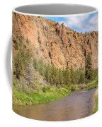 Crooked River II Coffee Mug