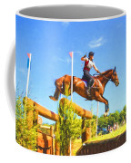 Crop In Hand Coffee Mug