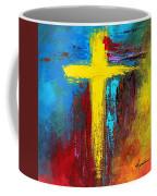 Cross No.2 Coffee Mug