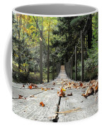Cross At Own Risk Coffee Mug