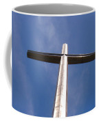 Cross At St. Augustine Coffee Mug