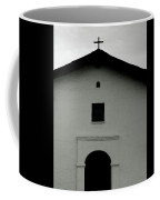 Cross At The Top- Art By Linda Woods Coffee Mug