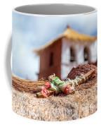 Cross Closeup Coffee Mug