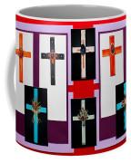 Cross Collage II Coffee Mug