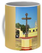 Cross In Cholula, Mexico Coffee Mug