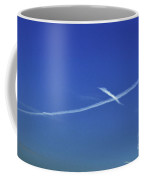 Cross In The Sky Coffee Mug