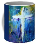 Cross - Painting #4 Coffee Mug