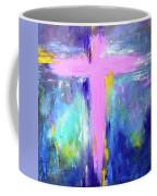 Cross - Painting #5 Coffee Mug