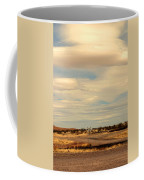 Cross Road In New Mexico Coffee Mug
