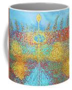 Crosscut Earth Coffee Mug
