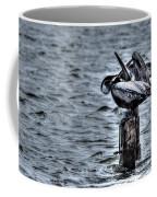 Crossed Bills Coffee Mug
