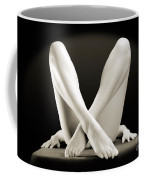 Crossed Legs Coffee Mug
