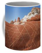 Crosshatch Coffee Mug