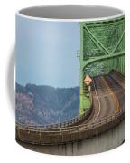 Crossing Columbia Coffee Mug