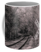 Crossing Coffee Mug