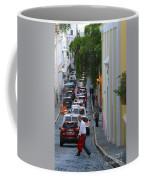 Crossing San Juan Coffee Mug