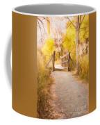 Crossing The Bridge Coffee Mug