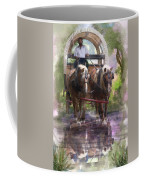 Crossing The Creek Coffee Mug