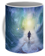 Crossing The Red Sea  Coffee Mug