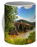Crossing The Susquehanna Coffee Mug