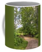 Crossing Toms Creek Coffee Mug