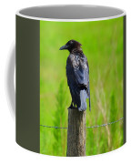 Crow 5 Coffee Mug