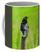 Crow 7 Coffee Mug