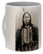 Crow King Coffee Mug