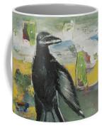 Crow Ruckus Coffee Mug