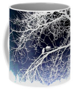 Crow Silhouette  Coffee Mug