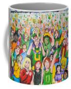 Crowds Coffee Mug
