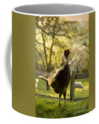 Crowing Coffee Mug