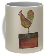 Crowing Cock Coffee Mug
