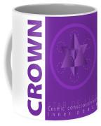 Crown Chakra Series Three Coffee Mug