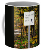 Crown Hill Road 1885 Coffee Mug