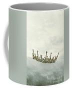 Crown In The Snow Coffee Mug