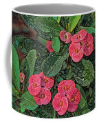 Crown Of Thorns Delight Coffee Mug