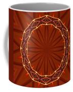 Crown Of Thorns Coffee Mug by Kristin Elmquist