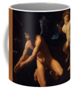 Crowned Love And Profane Love 1623 Coffee Mug