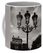 Crowned Luminaires In Paris Coffee Mug