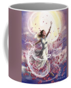 Crowned With Glory... Dancing In Glory Coffee Mug by Tamer and Cindy Elsharouni