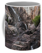 Crows Nest Falls During The Day. Coffee Mug