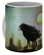 Crowzilla Coffee Mug