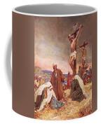 Crucifixion Coffee Mug by William Brassey Hole