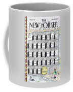 Cruellest Month Coffee Mug