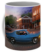 Cruise Night In Liberty Coffee Mug