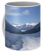 Cruise Ship Mountains Coffee Mug