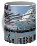 Cruise Ship Trio Coffee Mug