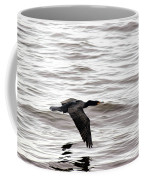 Cruising Cormorant Coffee Mug