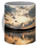 Cruising, Eagle Lake, Almaguin Highlands, Ontario Coffee Mug